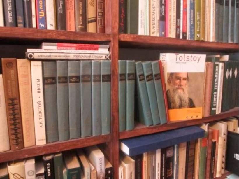 TolstoyBooks